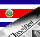 Costa Rica Classified Ads Website