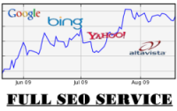 Full SEO Service Package
